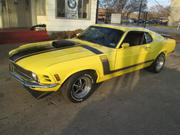 Ford Only 100 miles Ford Mustang Orig Mach I  now Boss 302 trim